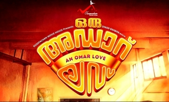 Oru Adaar Love director announces his next!