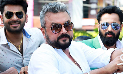 'Achayans' release date pushed - Reason here!