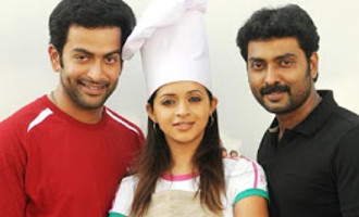 'Teaser... coming soon., says Prithviraj