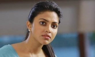 Amala Paul out on bail after arrest