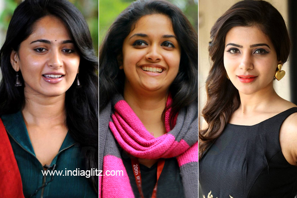 Anushka joins Keerthy Suresh and Samantha?