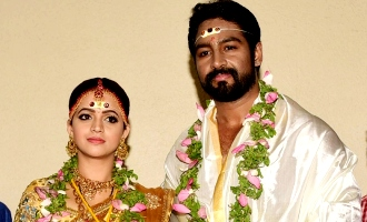 Bhavana & Naveen Wedding Function