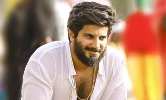 It's a love triangle for Dulquer Salmaan
