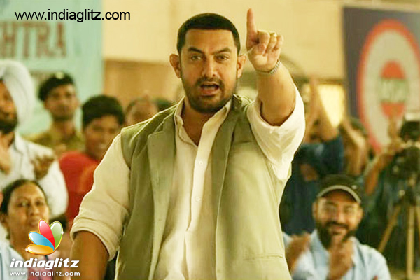 'Dangal' unstoppable at Chinese box office