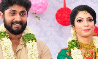 Dhyan Sreenivasan wedding video teaser