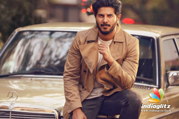 Dulquer Salmaan's birthday gift is a surprise package