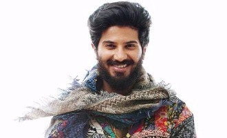 Dulquer Salmaan's Kollywood project gets a title!