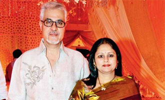Popular actress Jayasudha's husband Nithin Kapoor commits suicide