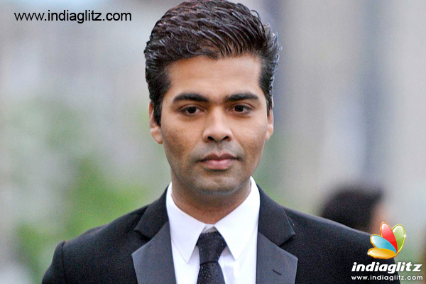 AGAIN Karan Johar gives back to his hater