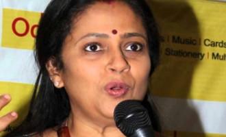 Lakshmy Ramakrishnan's shocking revelations about a Malayalam director