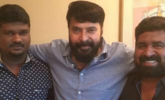 Mammootty-Ajai Vasudev movie gets a terror title!