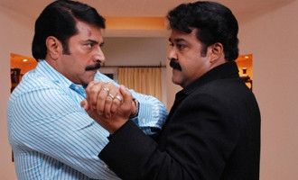 ONCE AGAIN! Mohanlal breaks Mammootty's record!