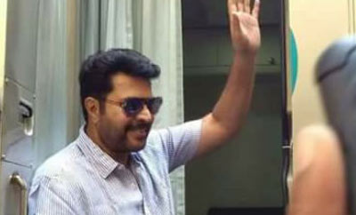 Mammootty's THIS new look for Ajai Vasudev movie is VIRAL
