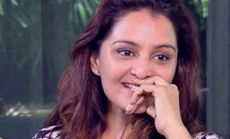 Manju Warrier's 'Aami' starts rolling!