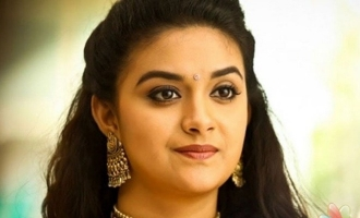 Keerthy Suresh clarifies about starring in Jayalalitha biopic