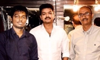 Thalapathy Vijay's 'Adirindhi' movie - Important updates
