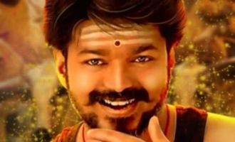Vijay's film is the biggest ever in Tamil cinema