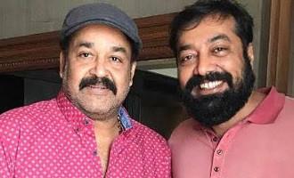 When Anurag Kashyap met Mohanlal