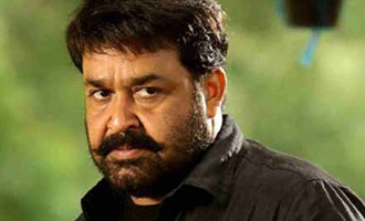Mohanlal's Villain - First Indian film to adapt this technology!