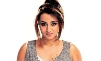 Trisha's Pongal treat for fans