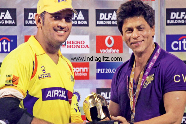 Can Shah Rukh Khan separate M.S. Dhoni from Chennai Super Kings?