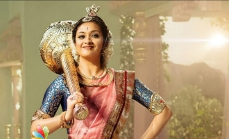 Keerthy Suresh's 'Nadigaiyar Thilagam' tremendous opening in Chennai Box Office