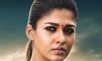 Nayanthara seen as the next leader of TN - Details