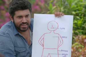 Nivin Pauly's 'No Go Tell' : a must watch for children!