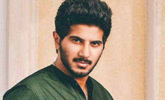 An important update on Dulquer Salmaan's 'Oru Bhayankara Kamukan'