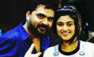 Simbu and Oviya confess about their relationship ?