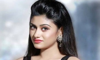 Whoa ! Oviya to pair up with Vijay Sethupathi ?