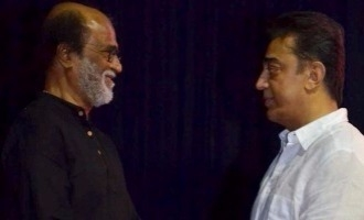 Wow! Rajini and Kamal interact in Twitter for the first time