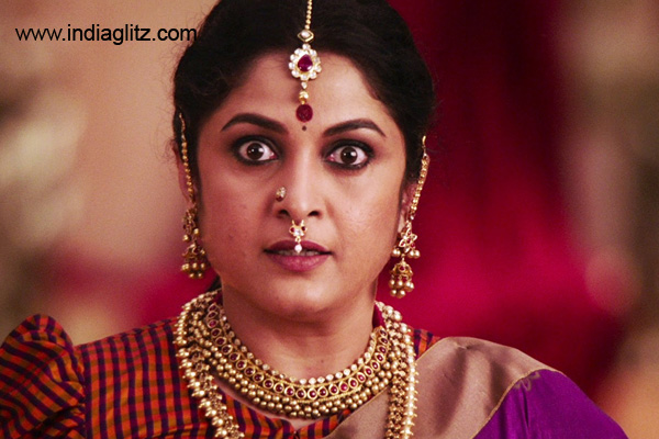 WOW! Ramya Krishnan is the hero of 'Baahubali' alternate version
