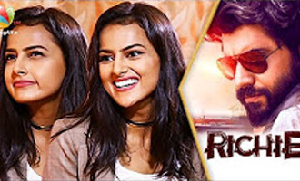 Shraddha Srinath about Nivin Pauly and Richie