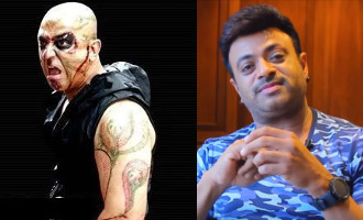 Kamal Haasan is my role model : Riyaz Khan