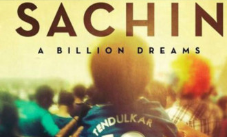 'Sachin: A Billion Dreams' Poster!