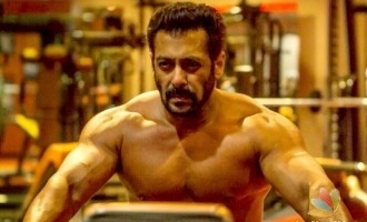 Salman Khan's recent workout photo will give you some serious fitness goals