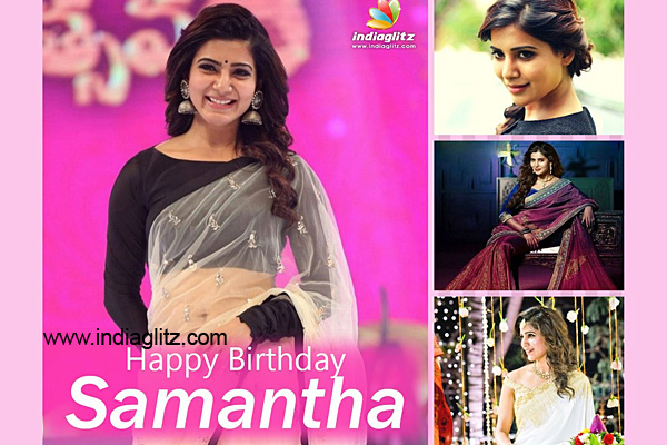 Happy Birthday Samantha