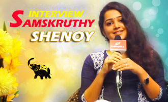 Samskruthy Shenoy : A movie with Vineeth Sreenivasan is my dream | Marubhoomiyile Aana