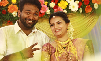 Saranya Mohan Marriage video