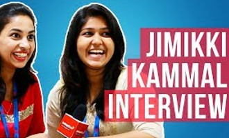 Jimiki Kamal Song : Sheril & Anna Interview