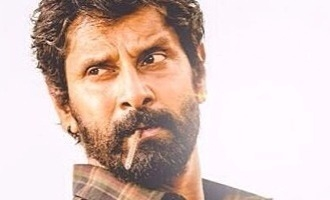 Vikram's 'Sketch' teaser - power packed action entertainer!