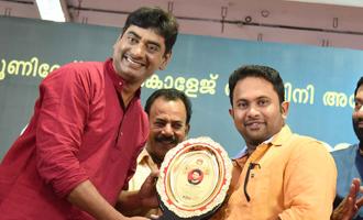 Actor Sudheer Karamana 100th movie celebration