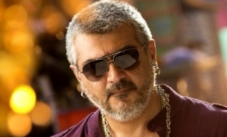 Here's the teaser release details from Ajith's next film