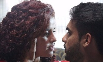 Tovino's LIP-LOCK scene goes viral