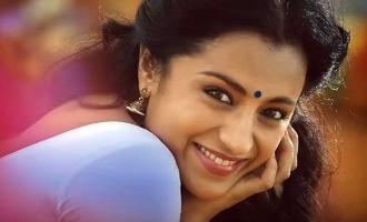 Trisha changes her mind for Vikram?