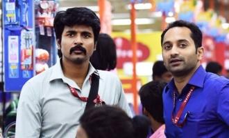 Fahadh's Tamil debut 'Velaikkaran' winning streak at the BO