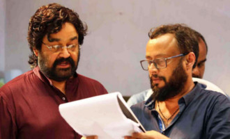 It's a wrap for Mohanlal's 'Velipadinte Pusthakam'