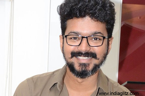 Sri Thenandal Films denies news about 'Vijay 61'