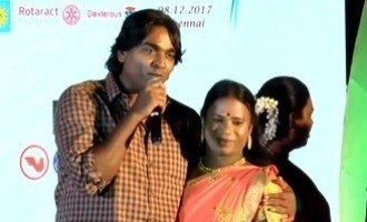 Vijay Sethupathi emotional advice to transgenders after playing Shilpa